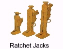 Ratchet Jacks